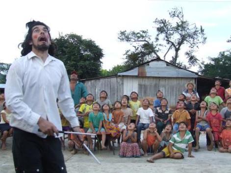 Actuación en Chiapas (México)