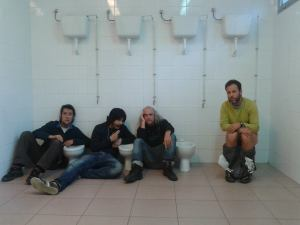 foto baño