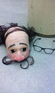 """Máscaras de """"Calabacita"""""""