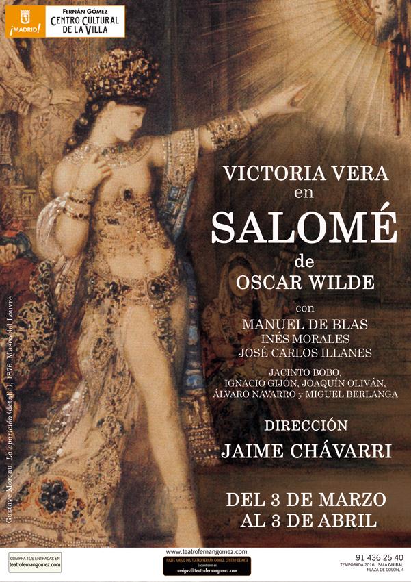 Cartel Salomé