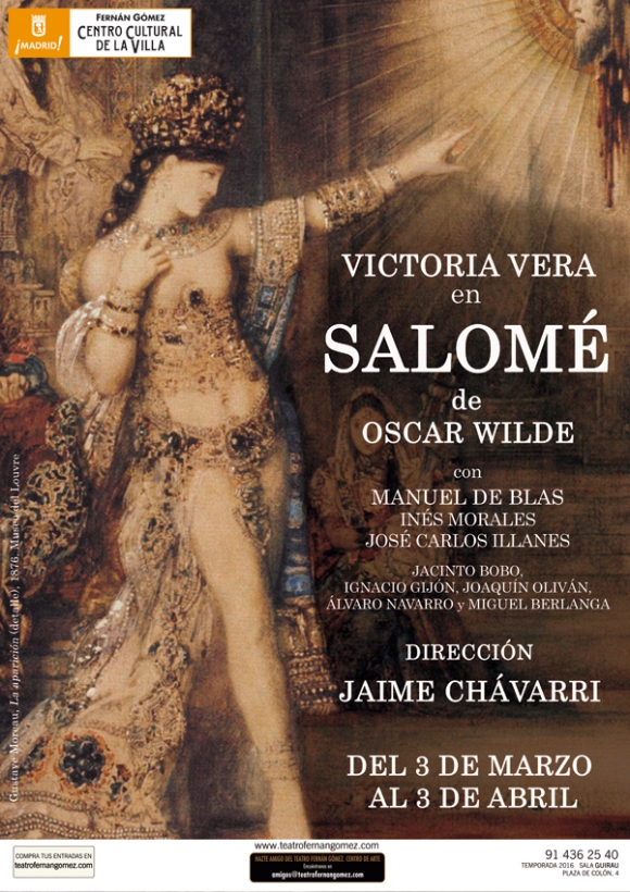 Cartel Salomé