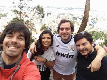 Actor Español en Colombia- amigos