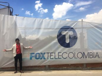 Fox Telecolombia- Actor Español en Colombia