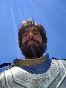 Cristóbal de Olid en la producción Malinche de canal 11